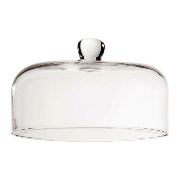 КЛОШ CLOCHE SAVINIENNE H15XD28.5CM GLASS COTE TABLE, АРТИКУЛ 26011