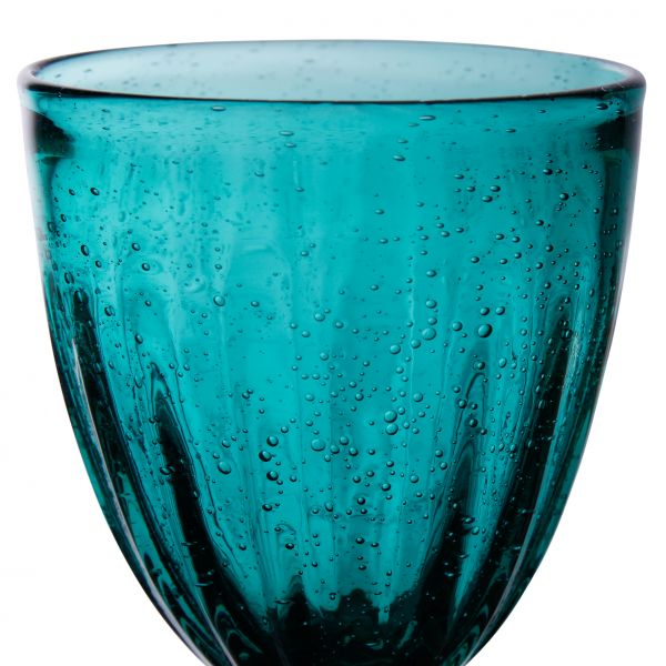 Бокал из голубого стекла 250 мл. Cote Table артикул 28701