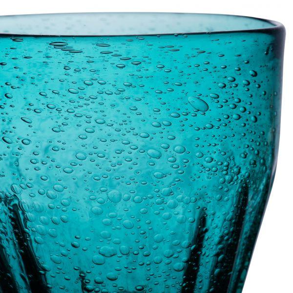 Стакан из голубого стекла 350 мл. Cote Table артикул 28702